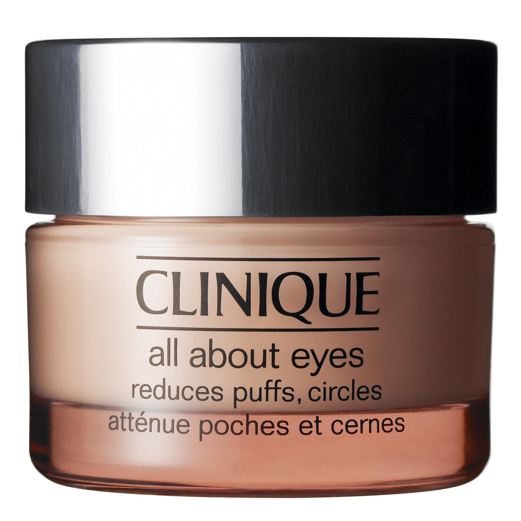 Eye cream 101 beauty cubed for Where is clinique made