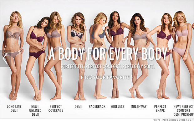 vs a body for every body