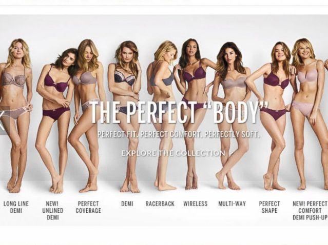 vs perfect body