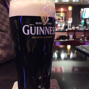 Guinness at Palermo Pub (Oakville, ON)