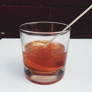 Old Fashioned at Poetry (Kensington Market, Toronto, ON)