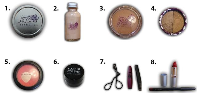 sweet leilani cosmetics