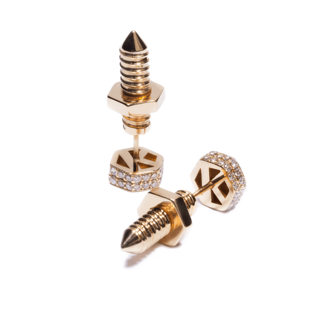 kdia bolt earrings