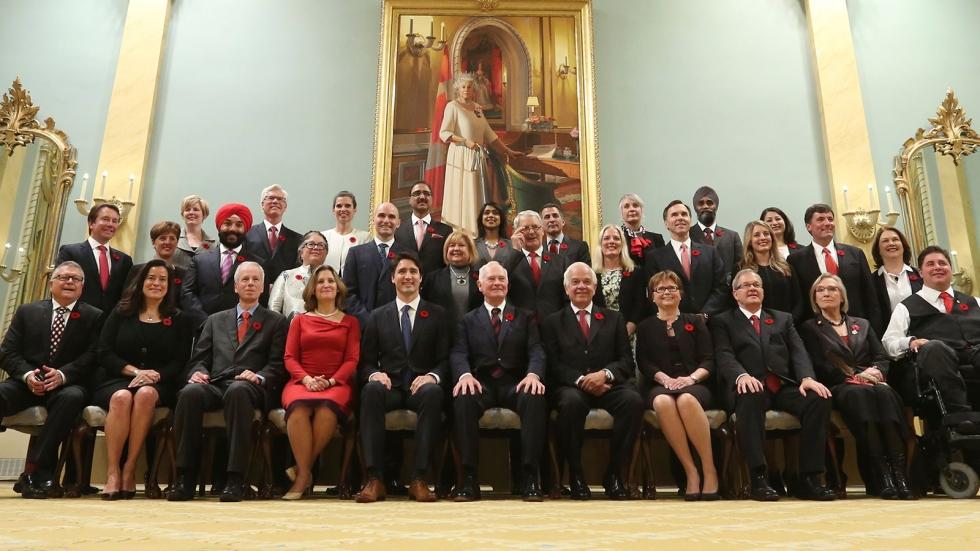 Justin Trudeau's Cabinet